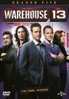 Warehouse 13 Season 5 Digital Versatile Disc DVD Region 2 SH