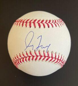 Greg Maddux  Signed Chicago Cubs  MLB Baseball BAS WE82769