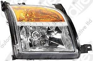 Headlight RH Right OS Offside Drivers FORD FUSION 2005