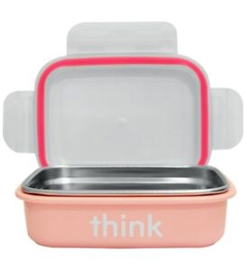 THINK-THINKBABY-THE-BENTO-BOX-LUNCH-DISHWASHER-SAFE-LEAKPROOF-AIR-TIGHT-PINK