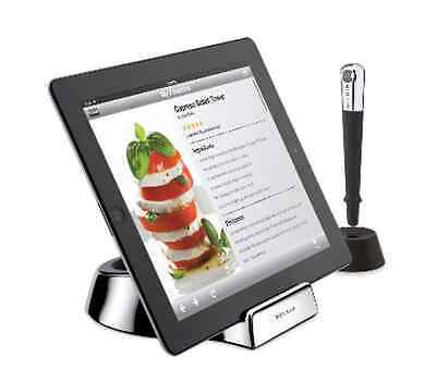 NEW Belkin Kitchen Stand and Wand / Stylus for Tablets iPad Cooking Tablet Stand