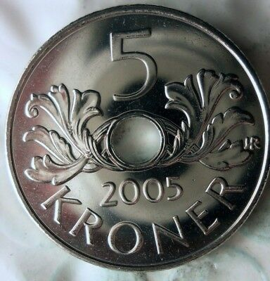 2008 ICELAND 10 KRONUR BIN #FFF AU//UNC- From Original Mint Roll Free Ship