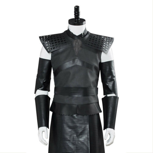 Game of Thrones Night/'s King Cosplay Costume Outfit Uniform Armor Suit
