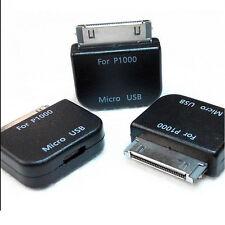 Micro USB Adapter Converter For Samsung Galaxy Tab P1000 8.0 8.9 10.1 Tab 2 New