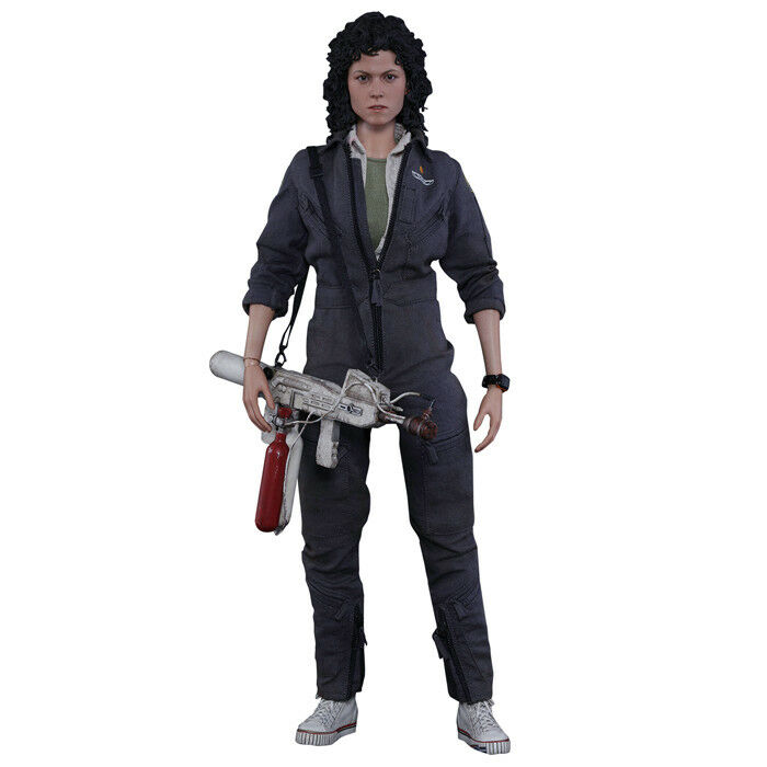 ALIENS - Ellen Ripley Ripley Ripley Movie Masterpiece 1/6 Action Figure 12