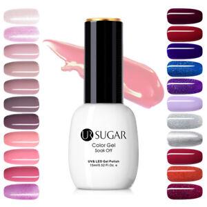 UR-SUGAR-15ml-Colors-UV-Gel-Polish-Soak-Off-UV-Gel-Nail-Varnish-UV-LED