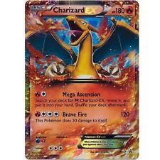 Jumbo Pokemon Card Charizard EX XY17 Holofoil
