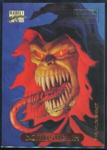 1994-Marvel-Masterpieces-Gold-Signature-Trading-Card-30-Demogoblin