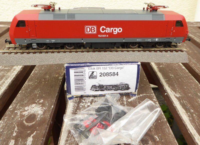 Lima 208584 elektrische lokomotive br 152 001-4 vorserie db cargo ep.5 6