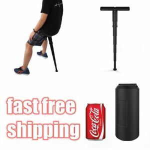 New Portable Telescopic Chair Folding Stool Cane Subway