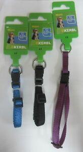 LEOPET-collare-collari-cane-cani-modello-miami-misura-20-35-cm-vari-colori-nuovo