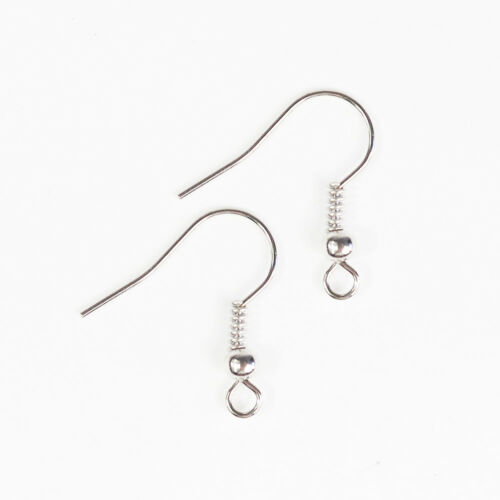 100pcs//200pcs//300pcs Wholesale Jewelry Making Findings crochet pour boucles d/'oreilles