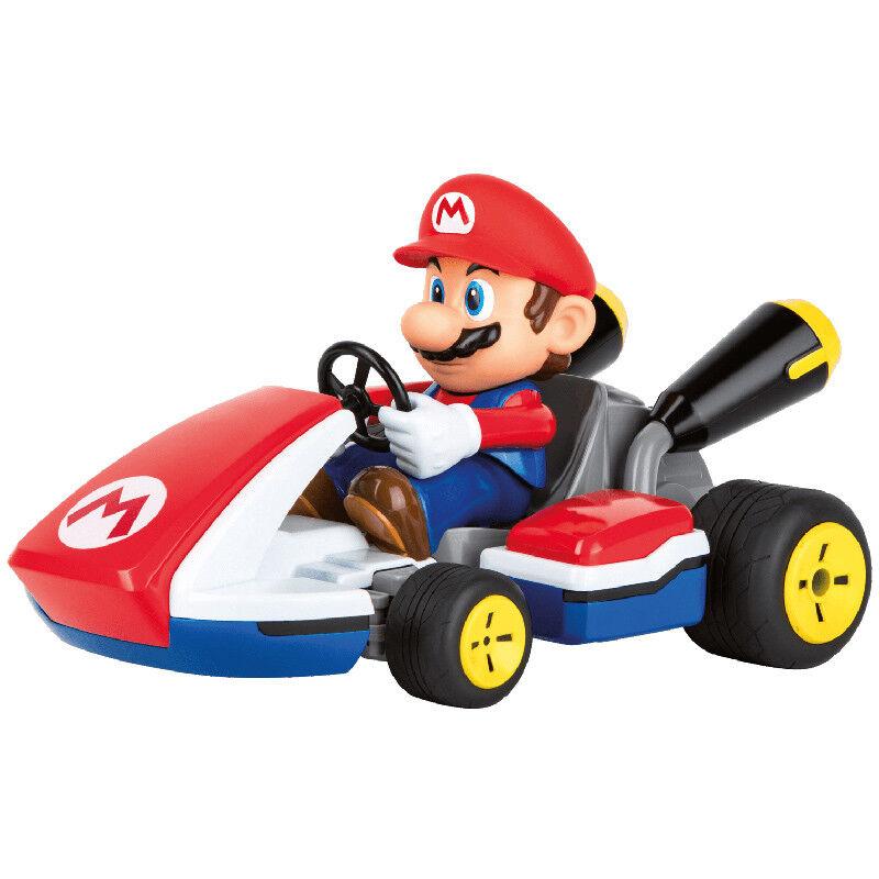 Carrera Mario Kart 8 RC Remote Control Mario with Sound 162107 2.4GHz NEW