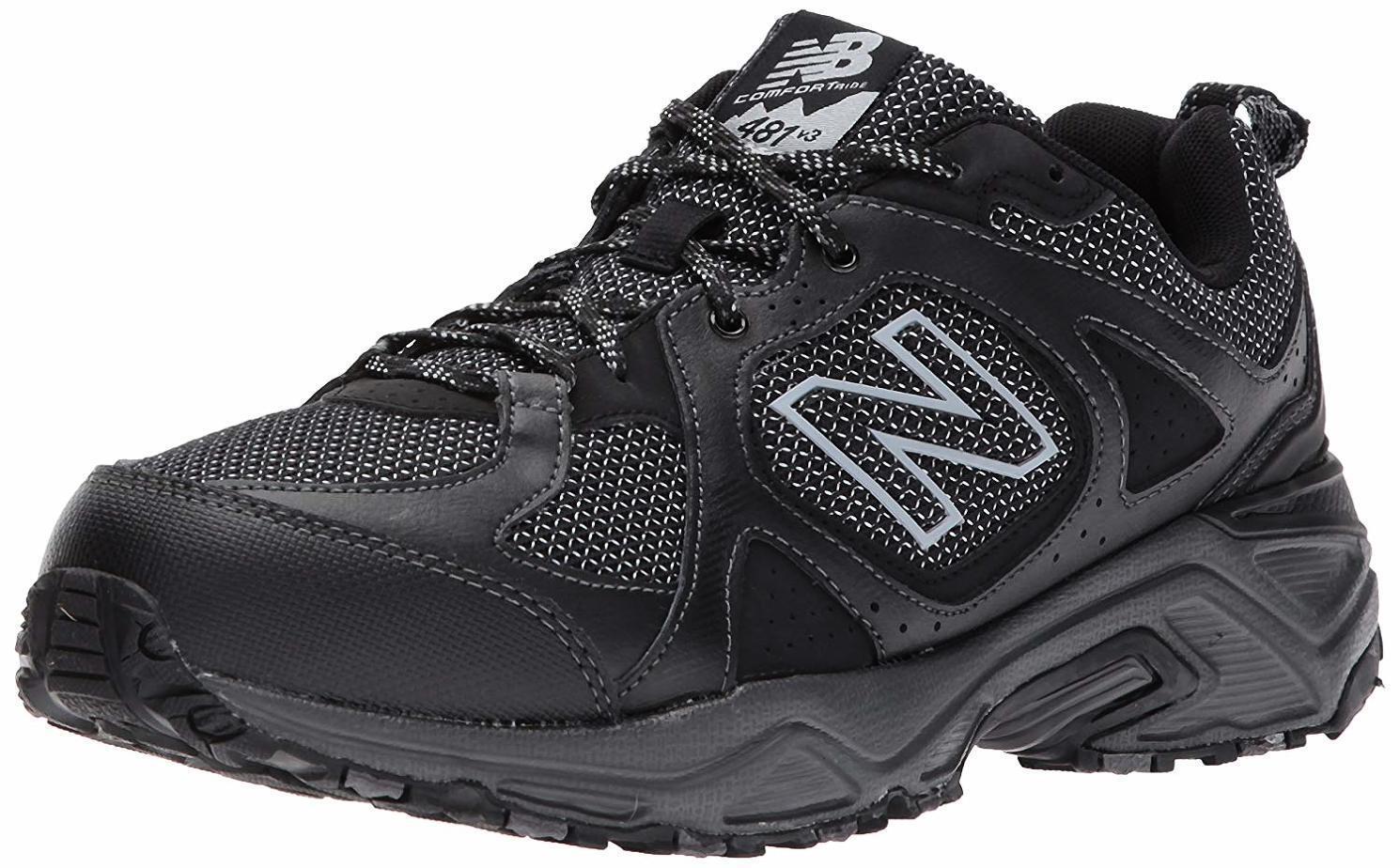 New Balance Men's 481V3 Cushioning Trail Running shoes - Choose SZ color
