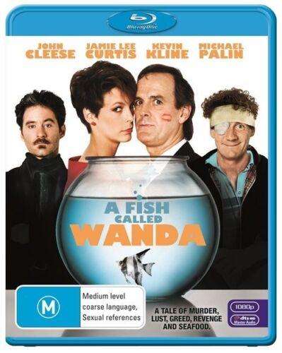 1 of 1 - A Fish Called Wanda (Blu-ray, 2012) New & Sealed