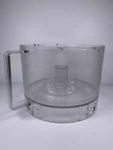 Hamilton Beach Scovill Food Processor 702-4 Replacement Part Plastic Bowl Only