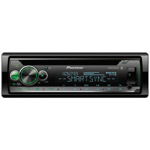 Pioneer-DEH-S5100BT-1-DIN-Car-Stereo-CD-Receiver-Player-with-Bluetooth-USB-Aux