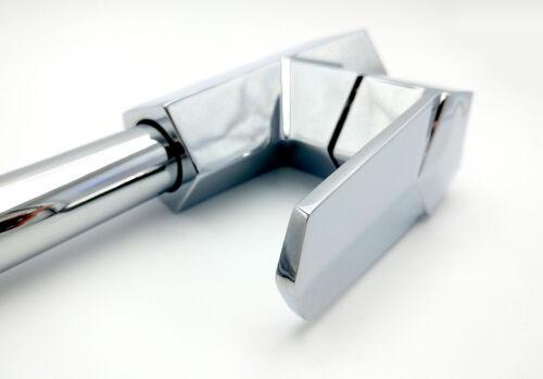Modern Chrome Kitchen Basin Sink Tap Single Lever 360 Swivel Spout Mixer Taps
