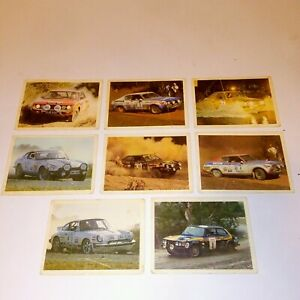 Vintage-WEET-BIX-Collectors-Trading-Cards-Rally-Champs-1979
