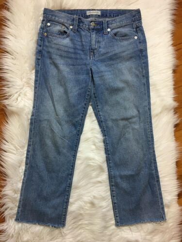 Sz Beskåret Slim Rise Boyjean High Madewell 26 IS0qw