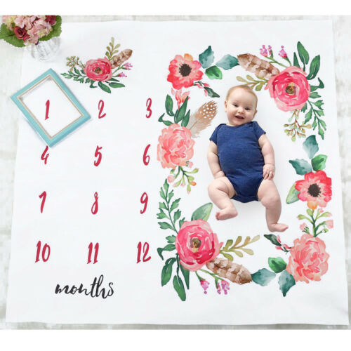 Newborn Baby Toddler Wrap Cloth Photography Props Baby Photo Blanket