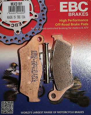 Front brake pads for KTM EXC 450 EXC450 03-15