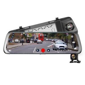 935 Car Dvr Gps Wifi G Sensor Dash Cam Rearview Mirror Camera