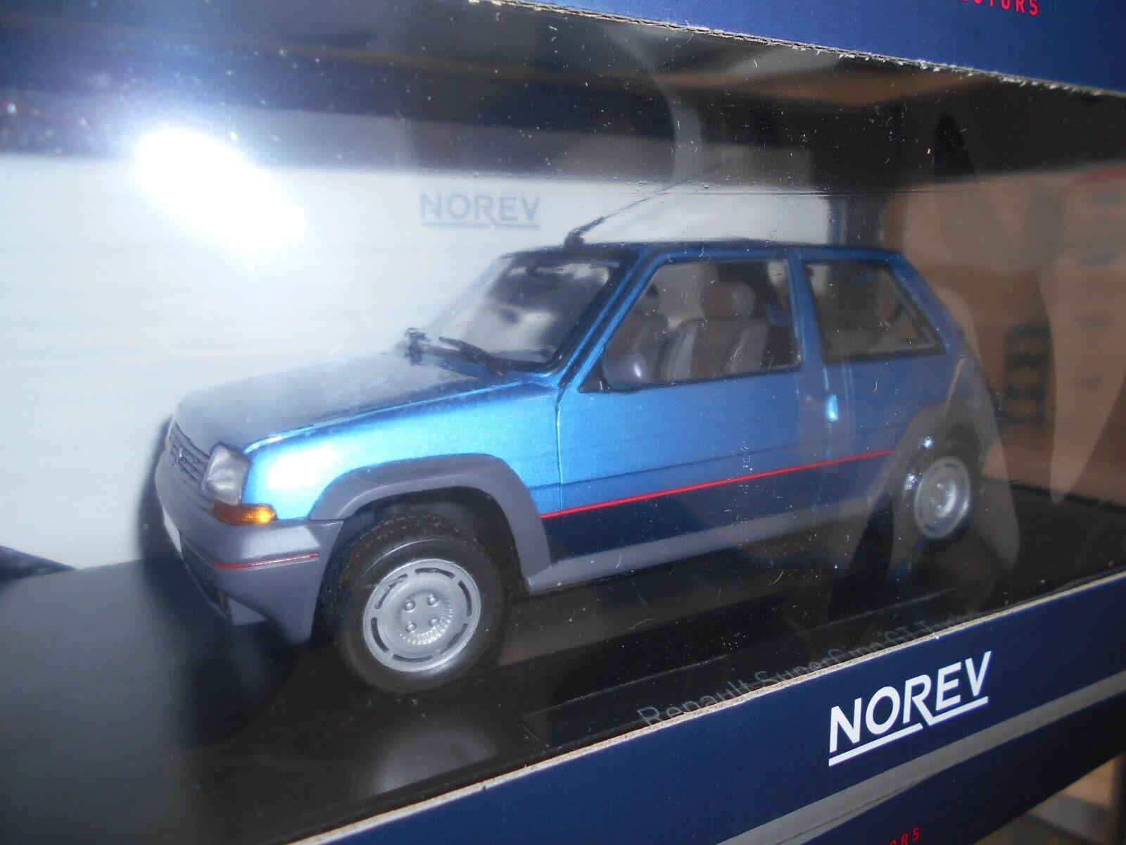 NV185207 by NOREV RENAULT SUPERCINQ GT TURBO 1 18