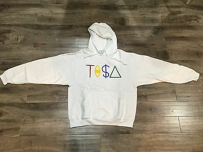 TISA HOODIE SWEATER TI$A SWEATSHIRT WHITE SNAPBACK TYGA LAST KINGS BIG SEAN