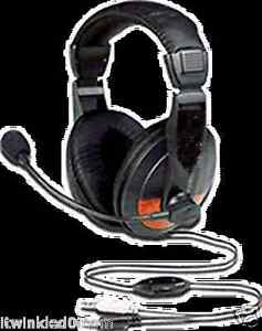 Brand-New-SONIC-HP-259-headset-Ear-cup-Binaural