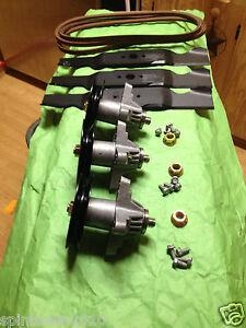 cub cadet 54 slt 1554 sltx 1054 rebuild kit blades. Black Bedroom Furniture Sets. Home Design Ideas