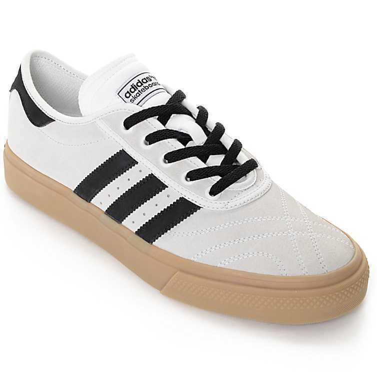 Nuovi uomini e 12 13 adidas nero adi-ease prima avanzata chewingum nero adidas bianco con le scarpe bw0213 cd6ee0