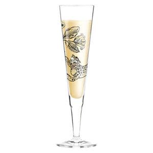 WHITE-LABEL-Champagnerfloete-0-2l-Olaf-Hajek-2015-Leopard-Ritzenhoff