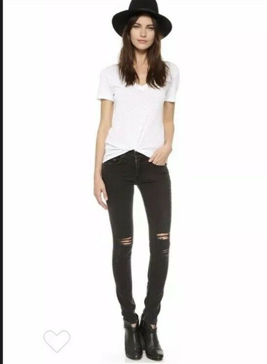 Rag & Bone High Rise Skinny. NWT. Size 31. Retail-  220
