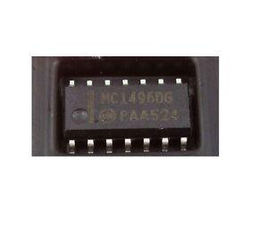 1pcs MC1496 MC1496P ON DIP-14 Balanced Modulator //Demodulator NEW
