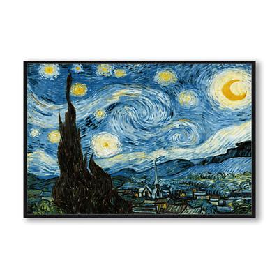 Vincent Van Gogh The Bedroom Canvas Art Print Poster
