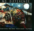 No Difference [Digipak] by Gordon Grdina/Mark Helias (CD, Oct-2013, Songlines)