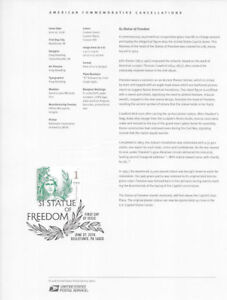 1817-1-00-Statue-of-Freedom-Stamp-5295-Souvenir-Page