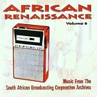 African Renaissance 8 Dancing Wedding & Courtship Audio CD