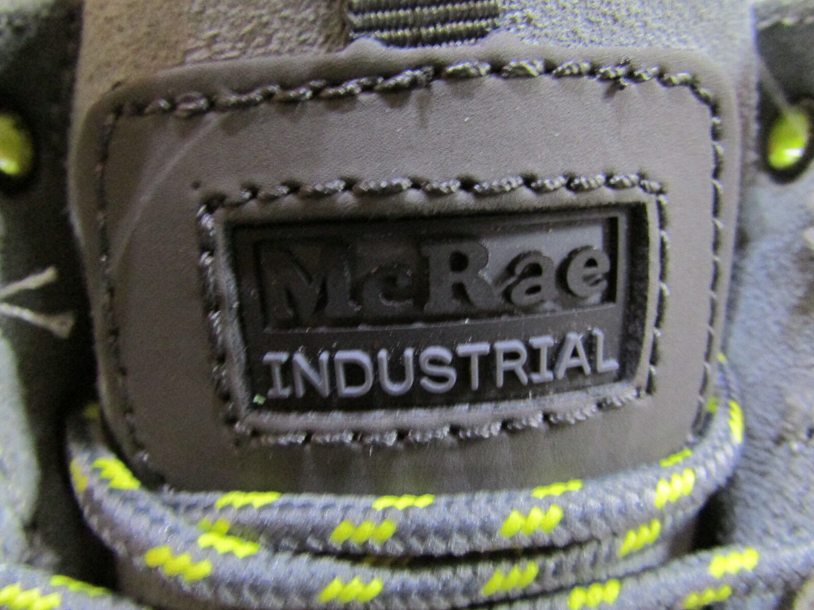 NEW MCRAE BY DAN POST POST POST WORK BOOTS SHOES WOMENS 10 STEEL TOE f84ef2