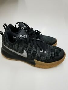 4284b386efab Nike Zoom Shift II Black AH7578-001 Gum Zoom Live Basketball Women ...