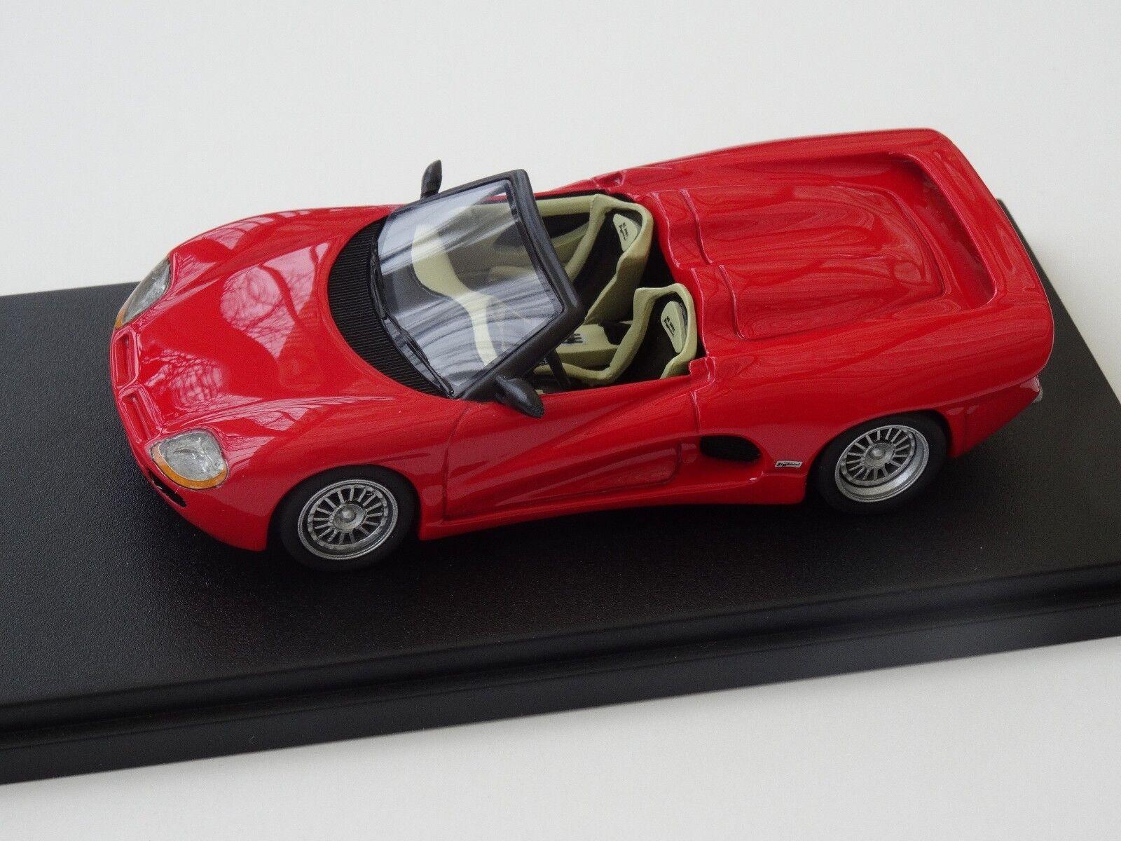 Chestnut models. 1 43. ferrari v12 bizzarrini. BZ 2001. 1993.