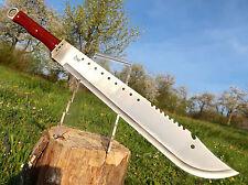 Massive gigantes dos mano machete 69 cm machette XXL Bowie coltello cutit m023 ot