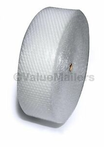 Medium Bubble Roll Pieces 5/16 x 200 ft x 12 Inch Medium Bubbles Perforated Wrap