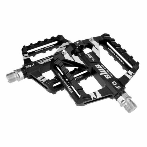 Aluminum Alloy MTB Bike Road City Bicycle Pedals Sealed Bearing Platform Pedals