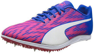 Puma-evoSpeed-Distance-v7-Running-Spikes-Blue