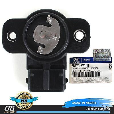 GENUINE Throttle Position Sensor for 99-10 Hyundai Kia 2.5L 2.7L OEM 35170-37100