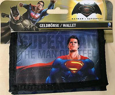 Batman Vs. Superman Portafoglio Portafoglio Portafoglio Bambini Sotto Copertura- Ottima Qualità