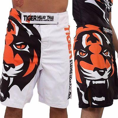 Training Shorts Mma Tiger Muay Thai Fight Boxing Men Fighting Brand New Sport