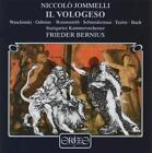 Il Vologeso:Dramma per musica in tre atti von Bernius,Bach,Odinius,Waschinski,SGK (1998)